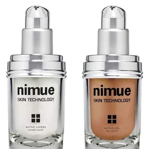 nimue active lotion active gel